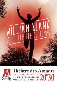 A la Lumière du Temps de William KLANK